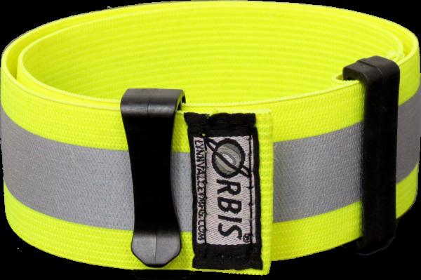 LVM Yellow-Green Armband
