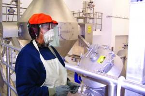 Food Processing Visor Sealer